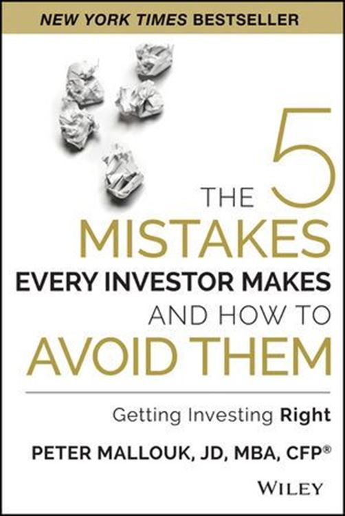 تصویر The 5 Mistakes Every Investor Makes and How to Avoid Them: Getting Investing Right