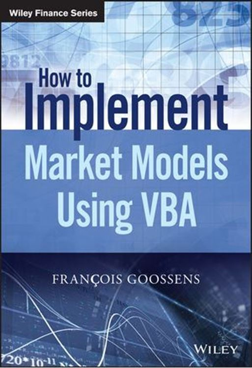 تصویر How to Implement Market Models Using VBA