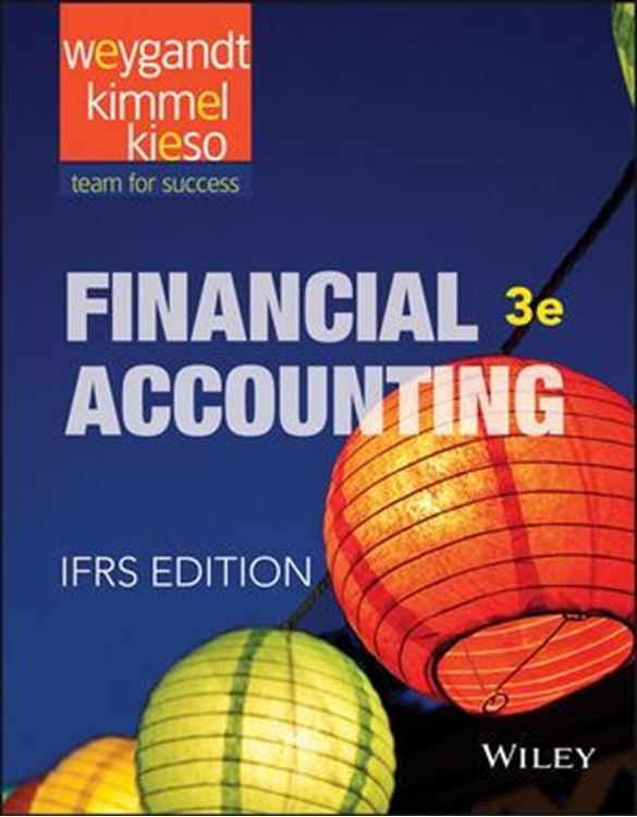 تصویر Financial Accounting: IFRS, 3rd Edition