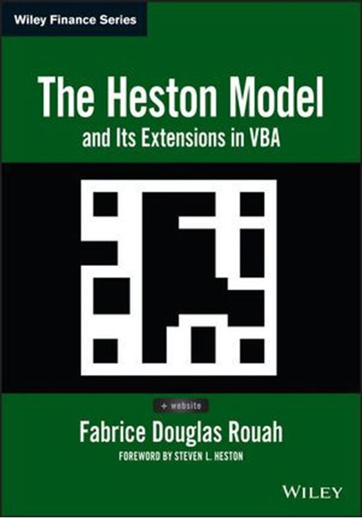 تصویر The Heston Model and Its Extensions in VBA