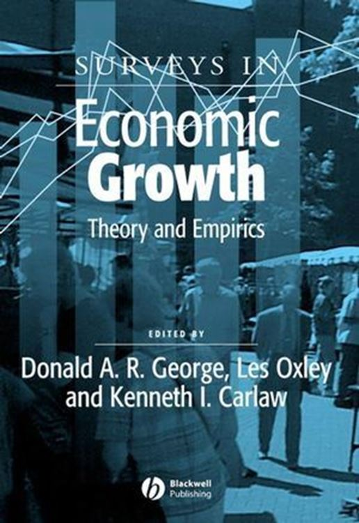 تصویر Surveys in Economic Growth: Theory and Empirics
