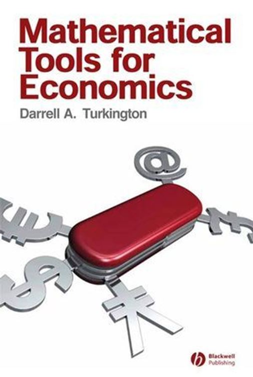 تصویر Mathematical Tools for Economics