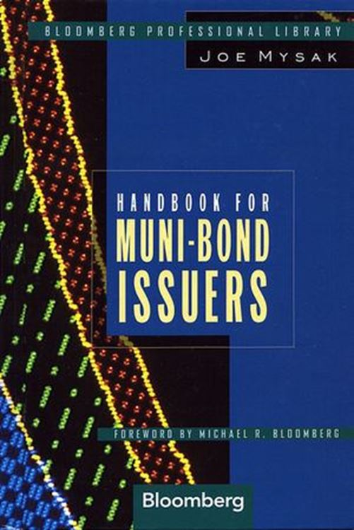 تصویر Handbook for Muni-Bond Issuers