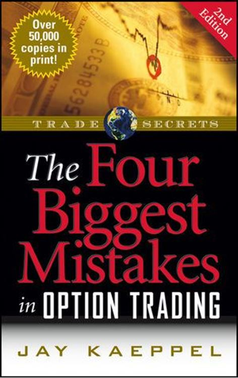 تصویر The Four Biggest Mistakes in Option Trading, 2nd Edition