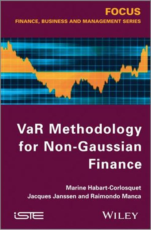 تصویر VaR Methodology for Non-Gaussian Finance