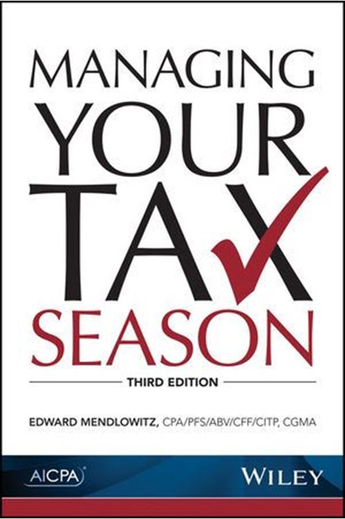 تصویر Managing Your Tax Season, 3rd Edition