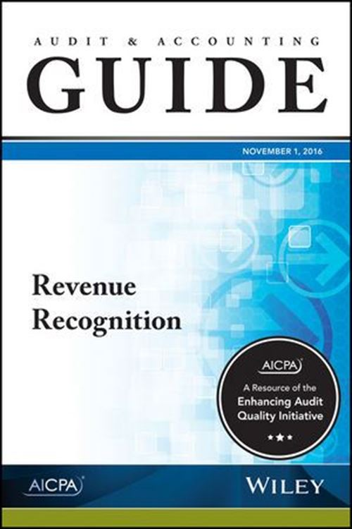 تصویر Revenue Recognition 2016