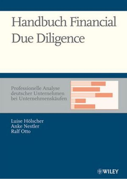 تصویر Handbuch Financial Due Diligence