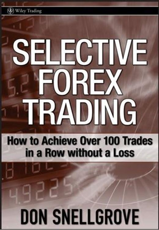 تصویر Selective Forex Trading: How to Achieve Over 100 Trades in a Row Without a Loss