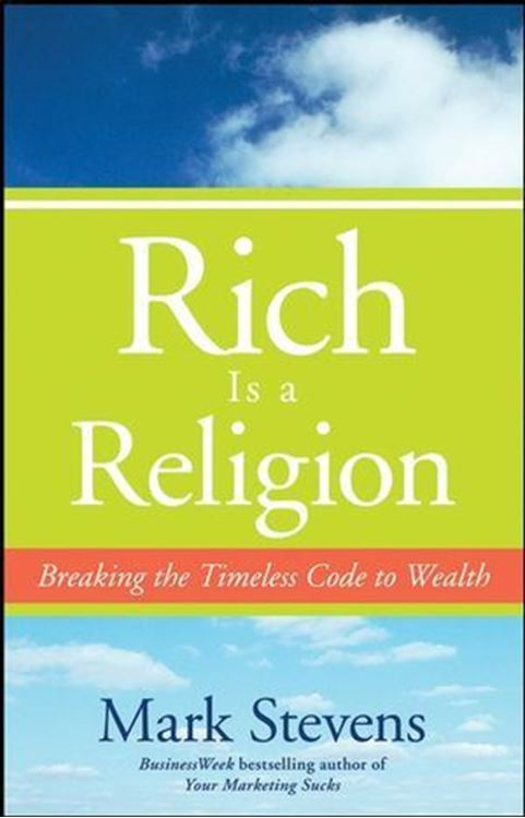 تصویر Rich is a Religion: Breaking the Timeless Code to Wealth