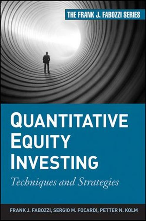 تصویر Quantitative Equity Investing: Techniques and Strategies