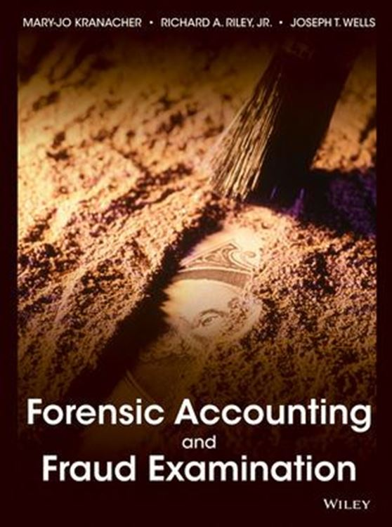 تصویر Forensic Accounting and Fraud Examination