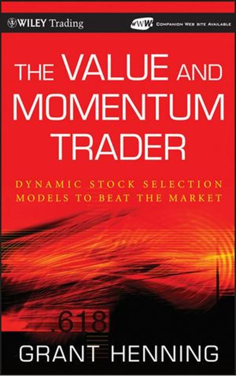 تصویر The Value and Momentum Trader: Dynamic Stock Selection Models to Beat the Market