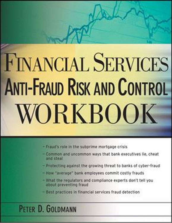 تصویر Financial Services Anti-Fraud Risk and Control Workbook