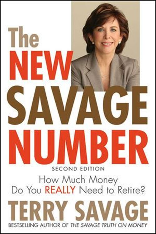 تصویر The New Savage Number: How Much Money Do You Really Need to Retire?, 2nd Edition