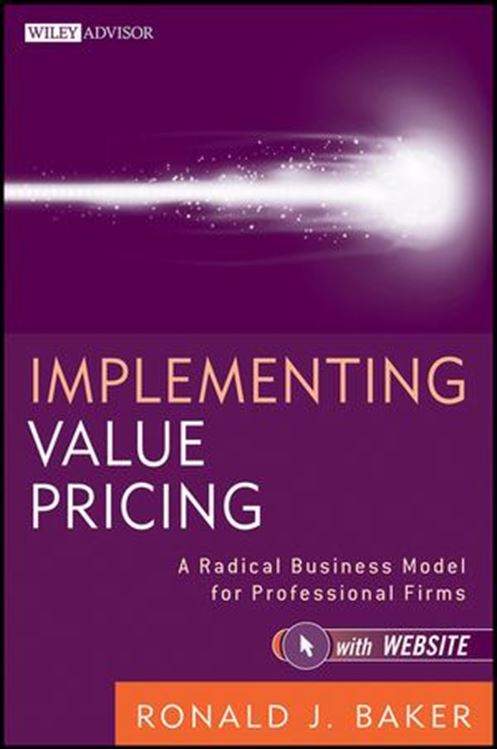 تصویر Implementing Value Pricing: A Radical Business Model for Professional Firms