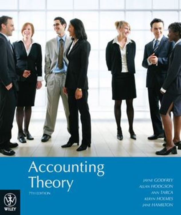 تصویر Accounting Theory, 7th Edition
