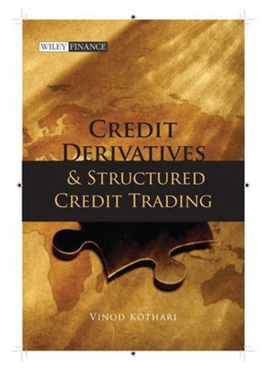تصویر Credit Derivatives and Structured Credit Trading (Revised Edition)