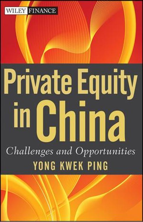تصویر Private Equity in China: Challenges and Opportunities