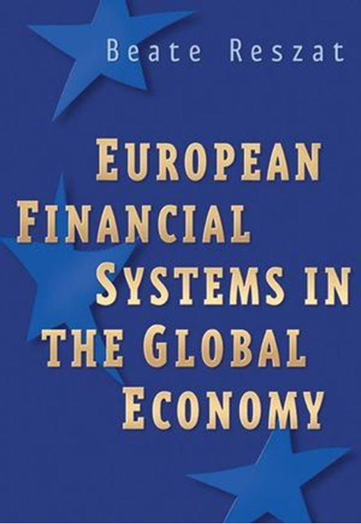 تصویر European Financial Systems in the Global Economy