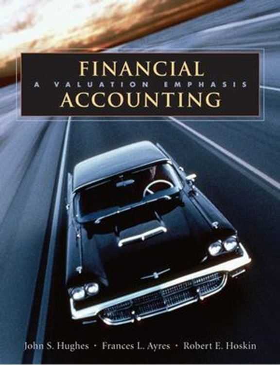 تصویر Financial Accounting: A Valuation Emphasis