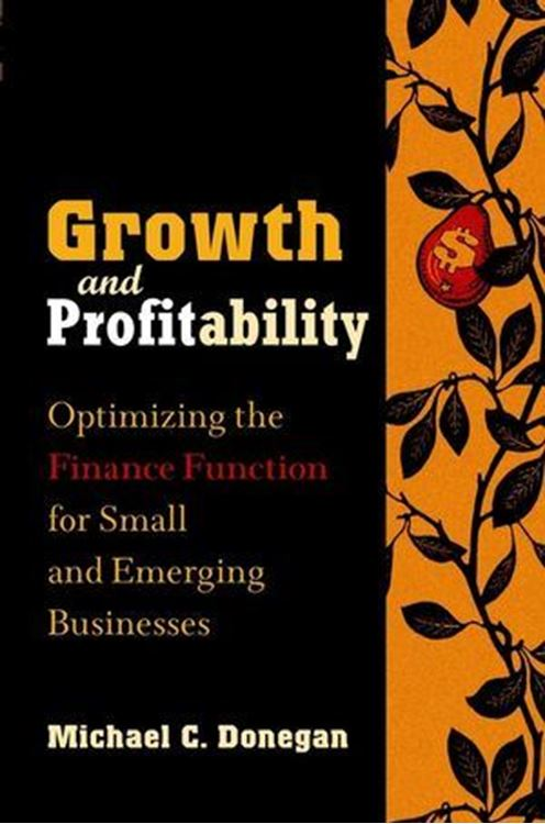 تصویر Growth and Profitability: Optimizing the Finance Function for Small and Emerging Businesses