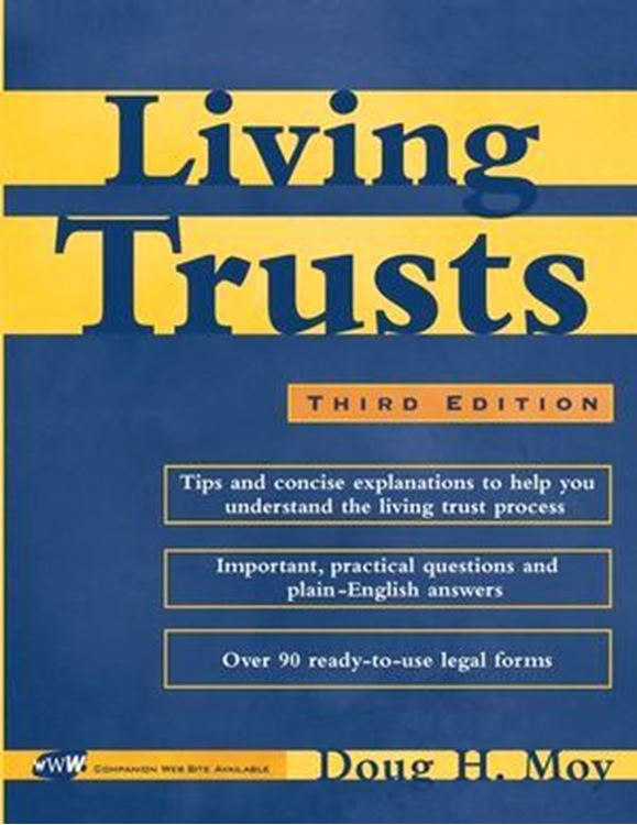 تصویر Living Trusts, 3rd Edition