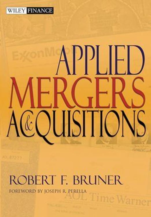 تصویر Applied Mergers and Acquisitions