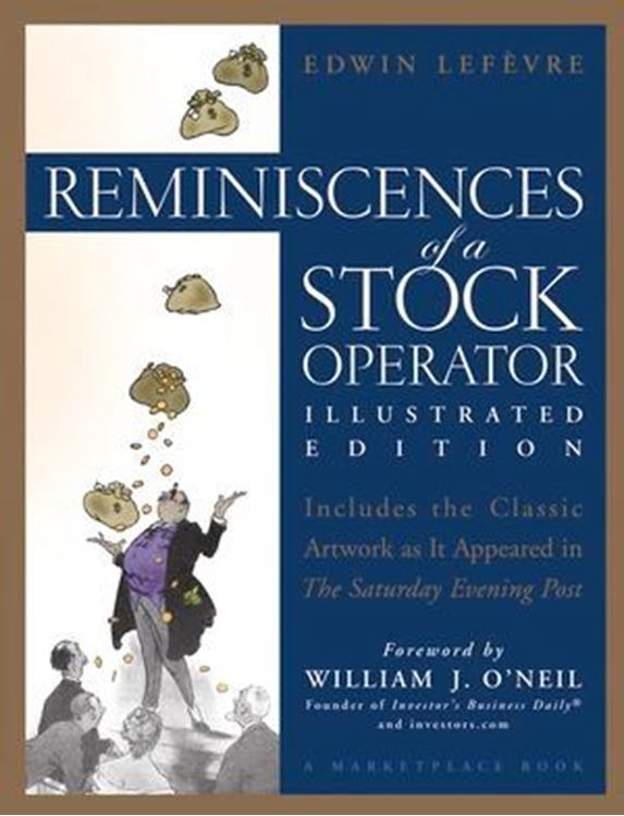 تصویر Reminiscences of a Stock Operator, Illustrated Edition