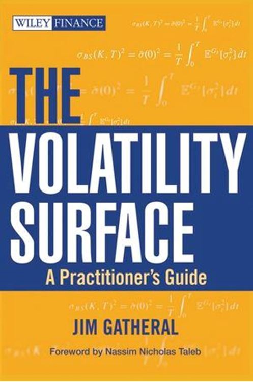 تصویر The Volatility Surface: A Practitioner's Guide