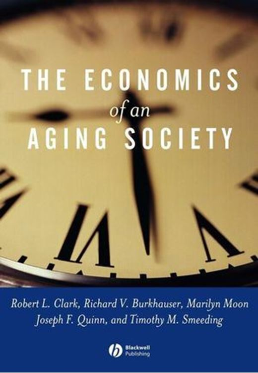 تصویر The Economics of an Aging Society