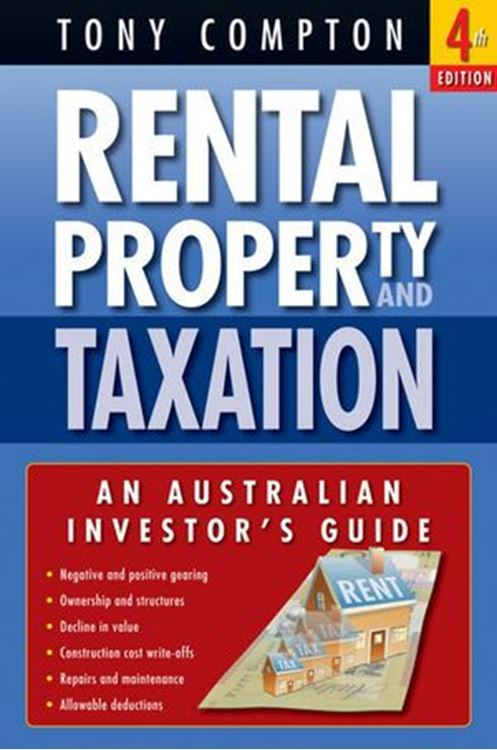 تصویر Rental Property and Taxation: An Australian Investor's Guide, 4th Edition