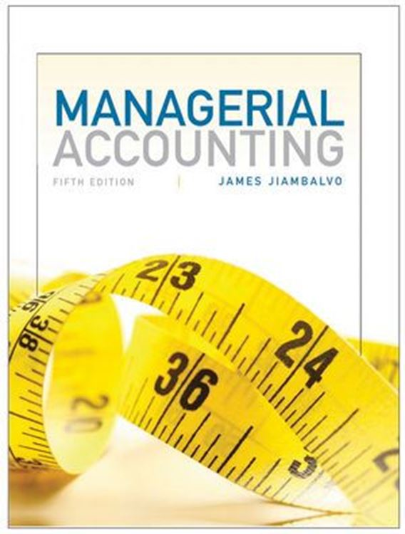 تصویر Managerial Accounting, 5th Edition
