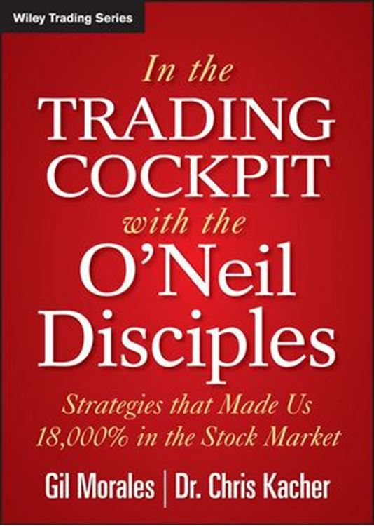 تصویر In The Trading Cockpit with the O'Neil Disciples: Strategies that Made Us 18,000% in the Stock Market