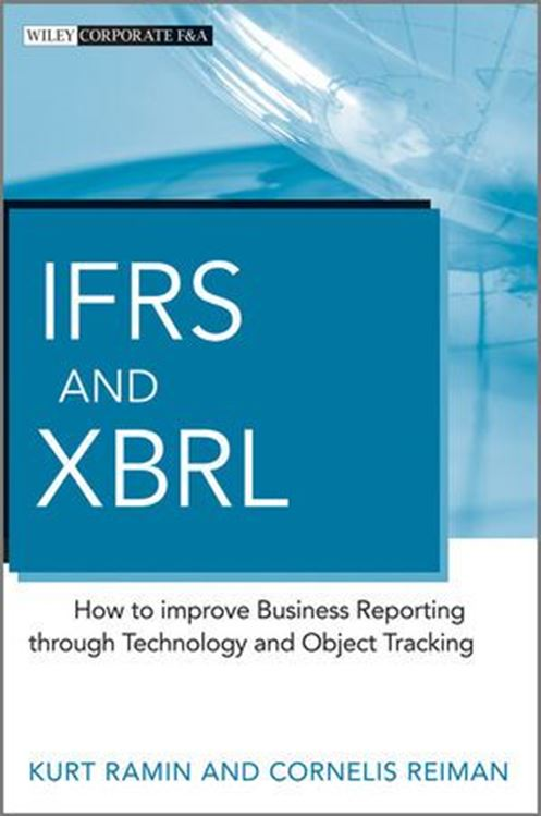 تصویر IFRS and XBRL: How to improve Business Reporting through Technology and Object Tracking