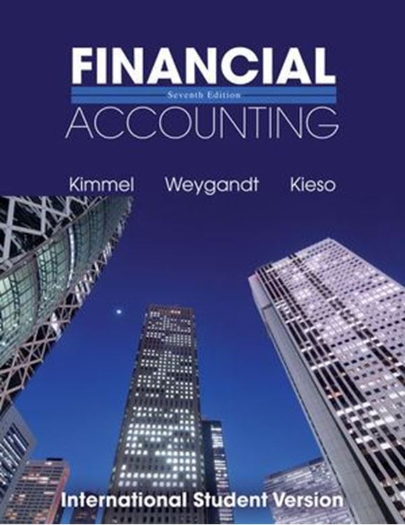 تصویر Financial Accounting, 7th Edition International Student Version