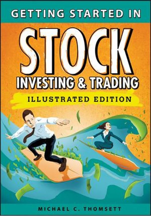 تصویر Getting Started in Stock Investing and Trading, Illustrated Edition