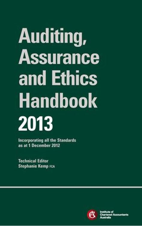 تصویر Chartered Accountants Auditing & Assurance Handbook 2013 + Wiley E-Text: Incorporating all the Standards as at 1 December 2012