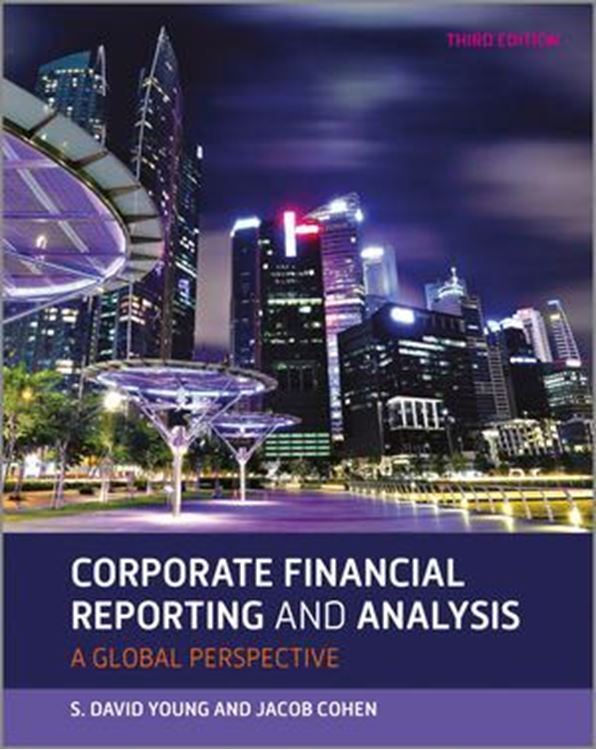 تصویر Corporate Financial Reporting and Analysis, 3rd Edition
