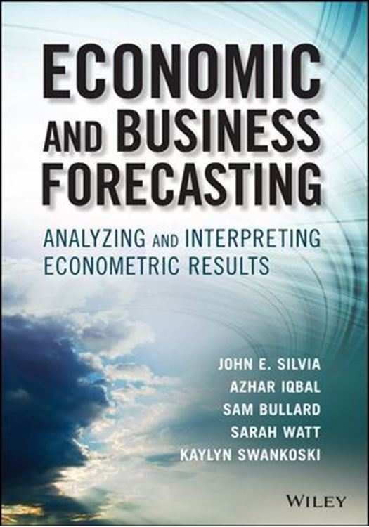 تصویر Economic and Business Forecasting: Analyzing and Interpreting Econometric Results