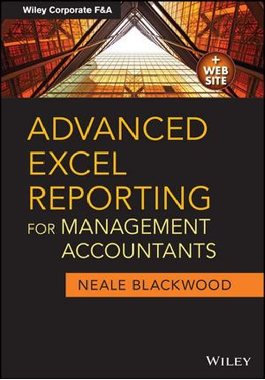 تصویر Advanced Excel Reporting for Management Accountants