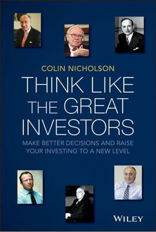 تصویر Think Like the Great Investors: Make Better Decisions and Raise Your Investing to a New Level