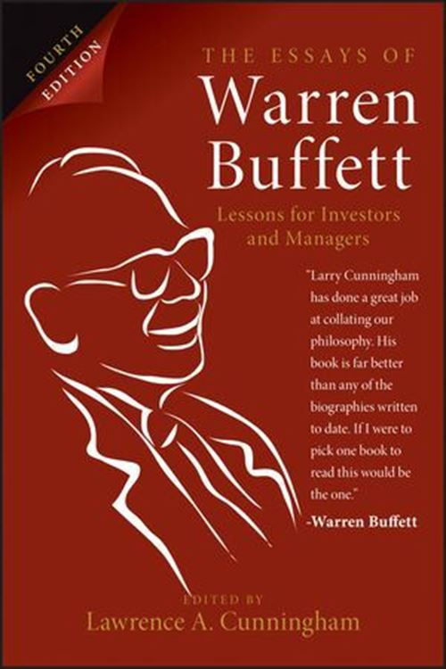 تصویر The Essays of Warren Buffett: Lessons for Investors and Managers, 4th Edition