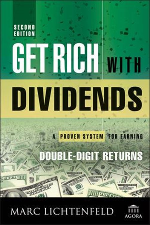 تصویر Get Rich with Dividends: A Proven System for Earning Double-Digit Returns, 2nd Edition