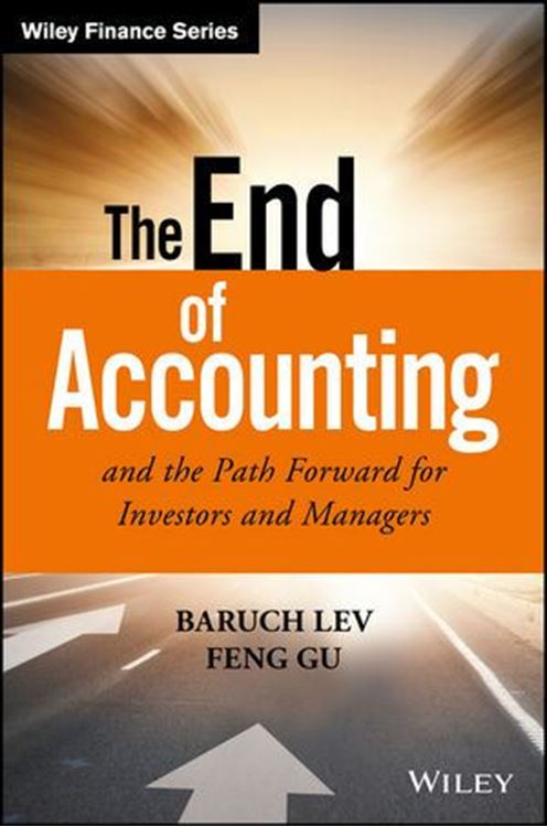تصویر The End of Accounting and the Path Forward for Investors and Managers