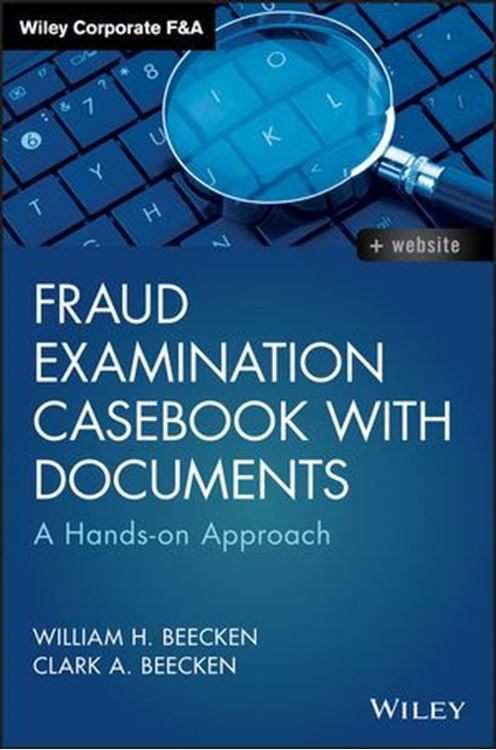 تصویر Fraud Examination Casebook with Documents: A Hands-on Approach
