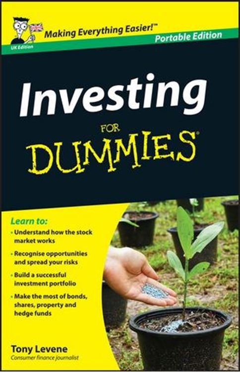 تصویر Investing For Dummies, UK Edition, WHS Travel Edition