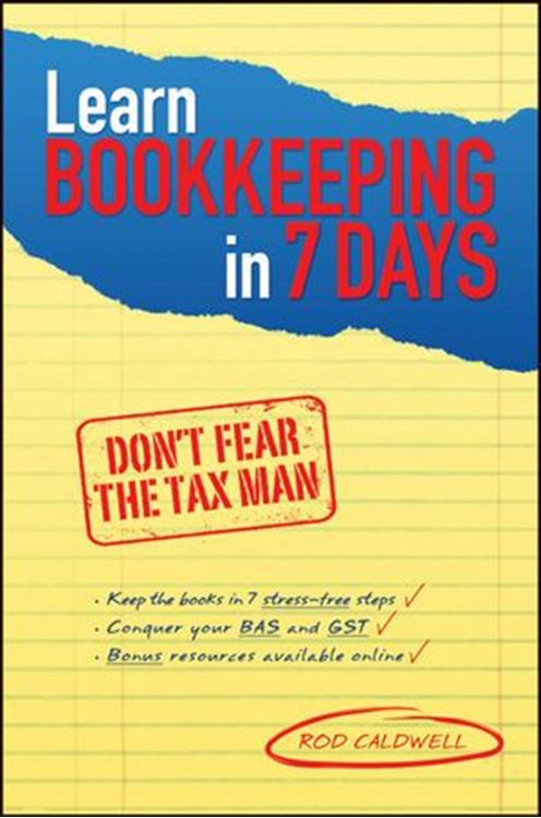 تصویر Learn Bookkeeping in 7 Days: Don't Fear the Tax Man
