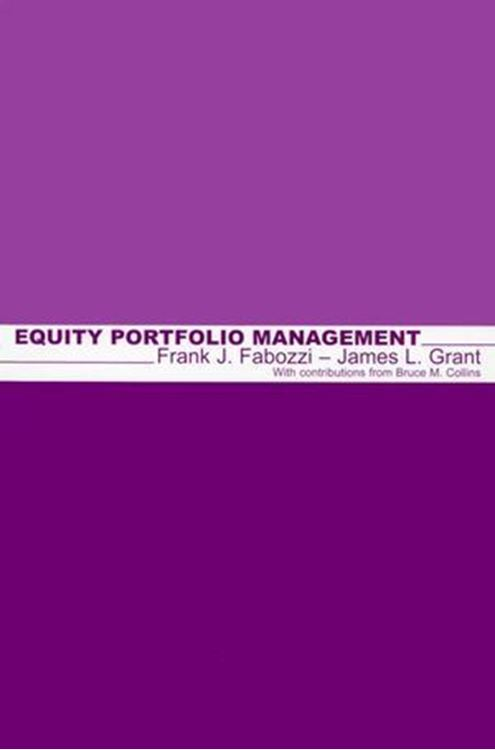 تصویر Equity Portfolio Management