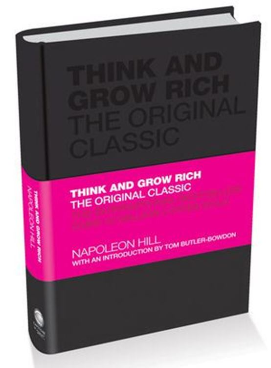 تصویر Think and Grow Rich: The Original Classic